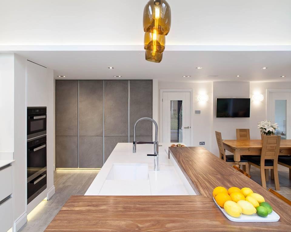 Design keuken zeyko horizon keukens modern strak