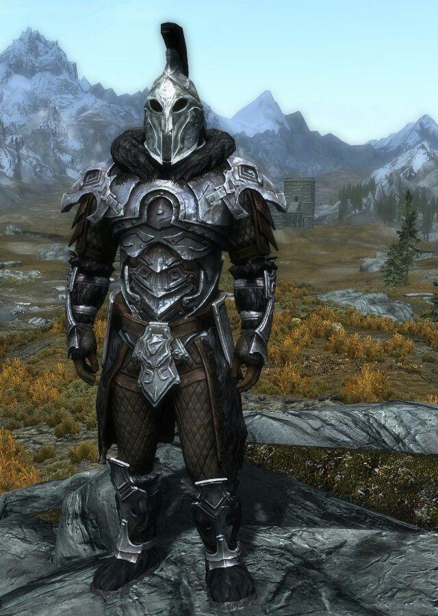 Ebony knight skyrim