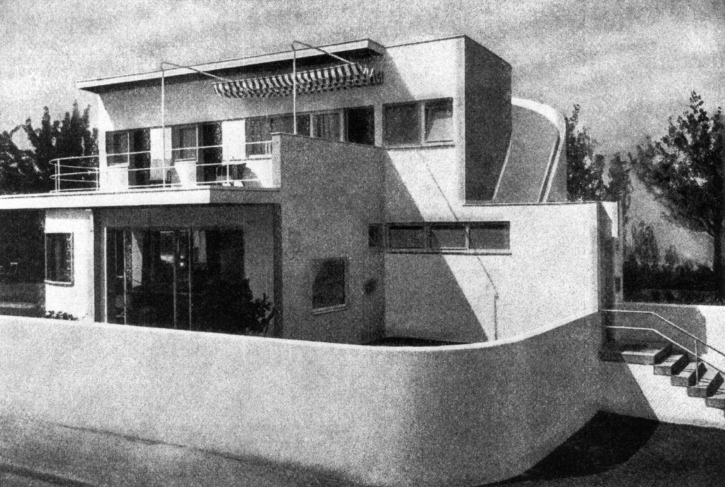 stuttgart wei enhofsiedlung eckhaus rathenaustra e 33. Black Bedroom Furniture Sets. Home Design Ideas