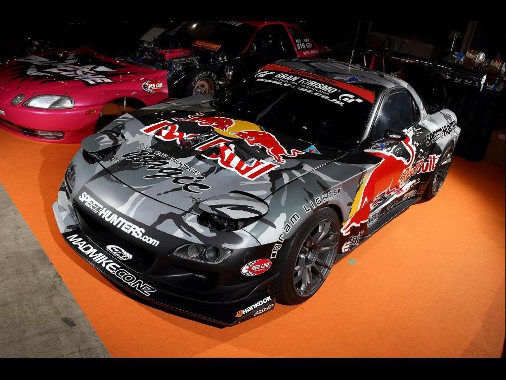 TCP Magic G-FACE wide body kit type GT RX-7 FD3S(full kit) - Car ...