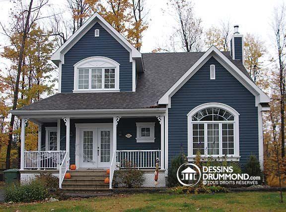 emejing maison americaine interieur images design trends. Black Bedroom Furniture Sets. Home Design Ideas