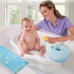 Baby Summer Infant Newborn To Toddler Bath Center Shower The