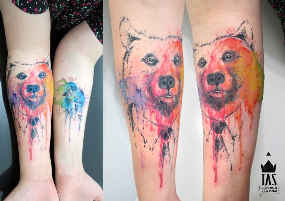 Rodrigo Tas - Bear Me
