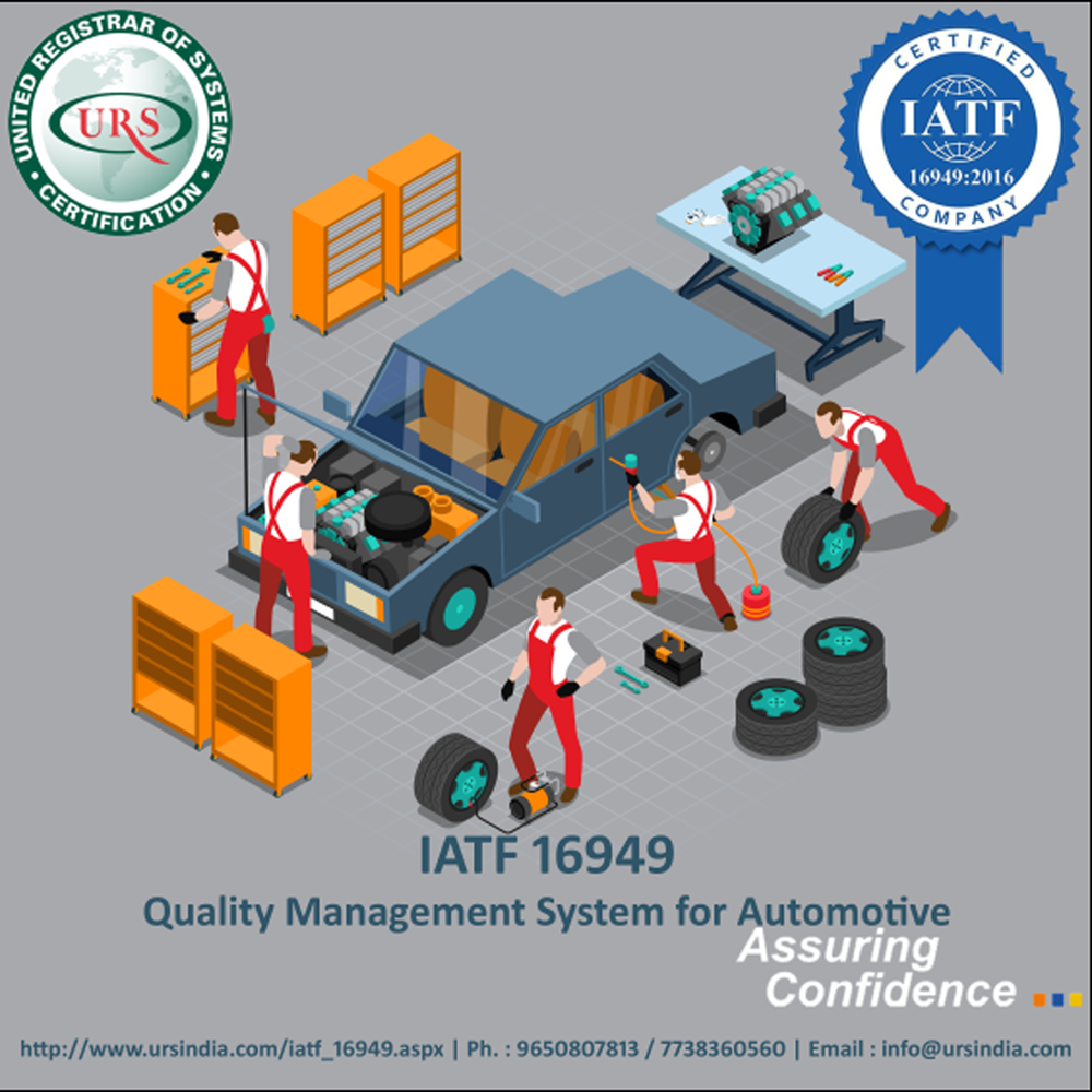 A Quality Management System based on IATF 16949 Advanced