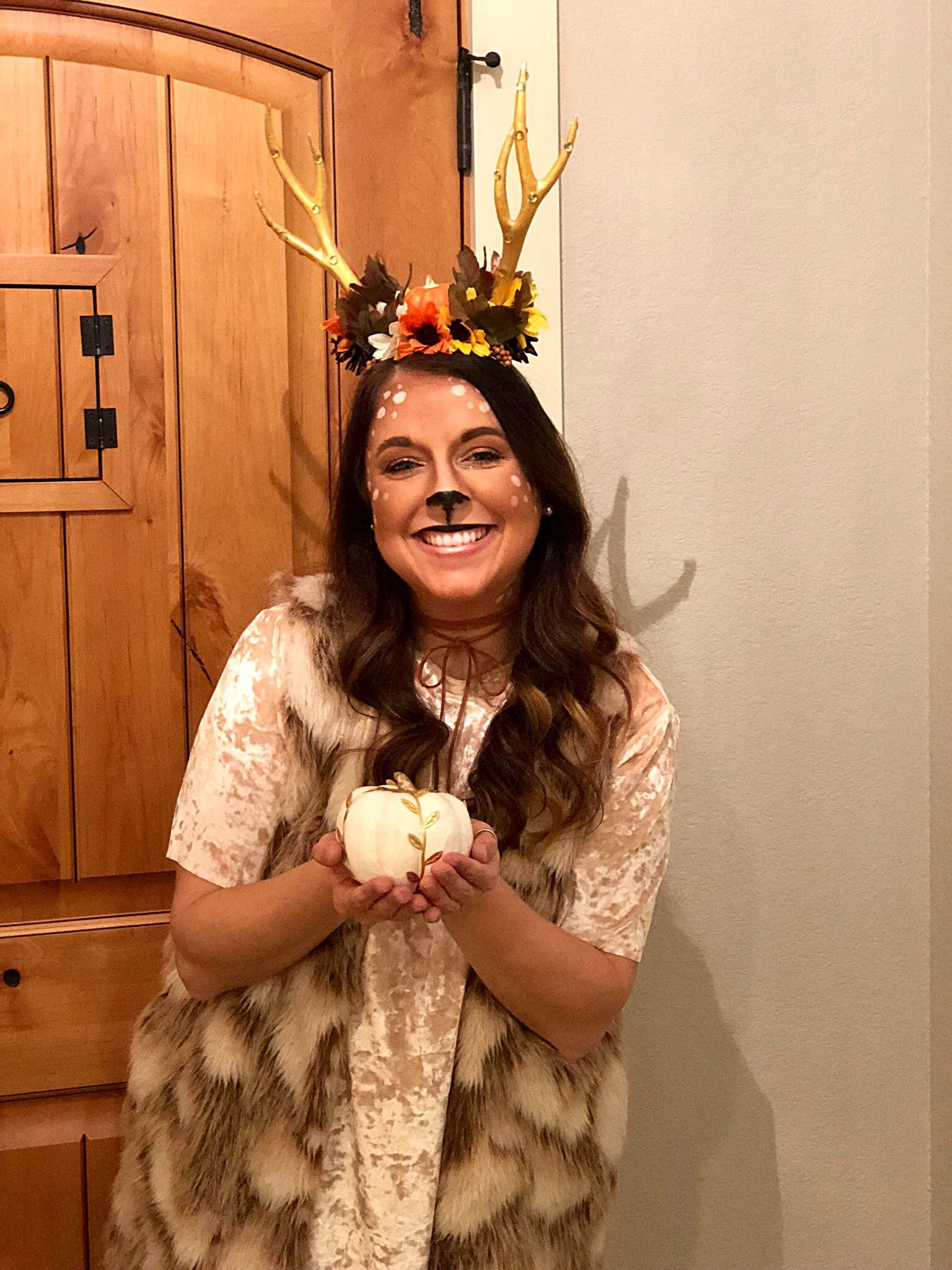 My Second Halloween Costume Look Oh Deer