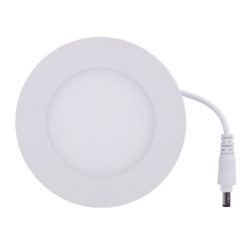 Lixada 4w led recessed lighting panel ceiling down light ultra slim lixada 4w led recessed lighting panel ceiling down light ultra slim thin and bright round lamp aloadofball Image collections