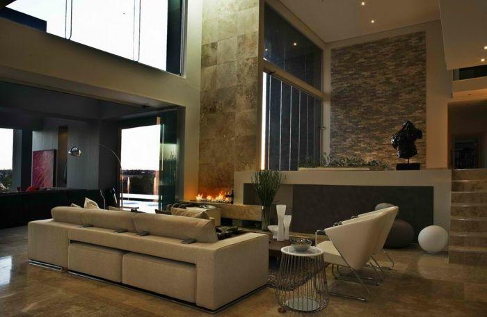 ▷ 1001 + exemples de décoration intérieure salon actuelle Salons