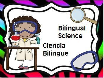 La #ciencia, ¿en ingles, en #español o bilingüe?