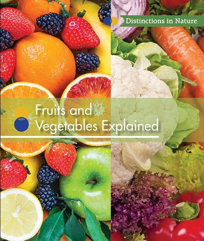 what do fruit and vegetables provide