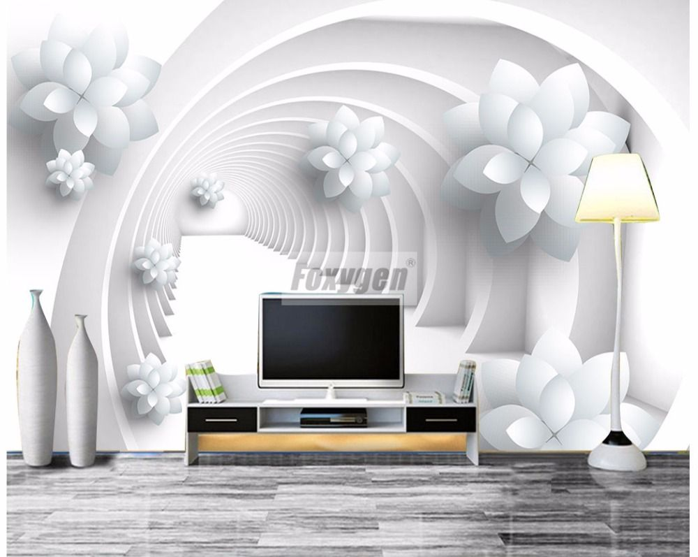 Art Wallpaper Abstract Designs Tv Background Living Room H
