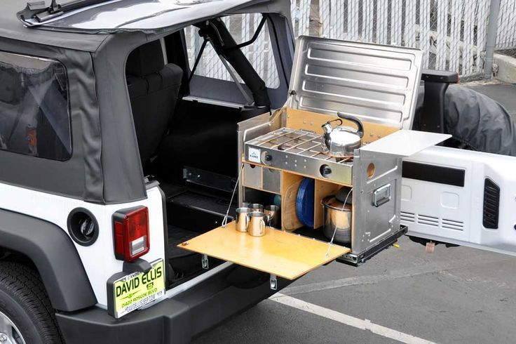 Kanz Outdoors Field Kitchen