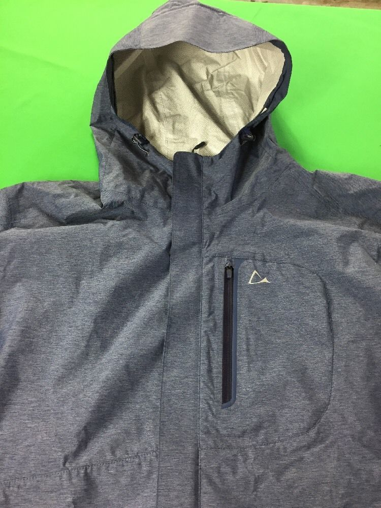 d5eedb86a Paradox Performance Rain Jacket Men's Size L Navy Blue … | Paradox ...