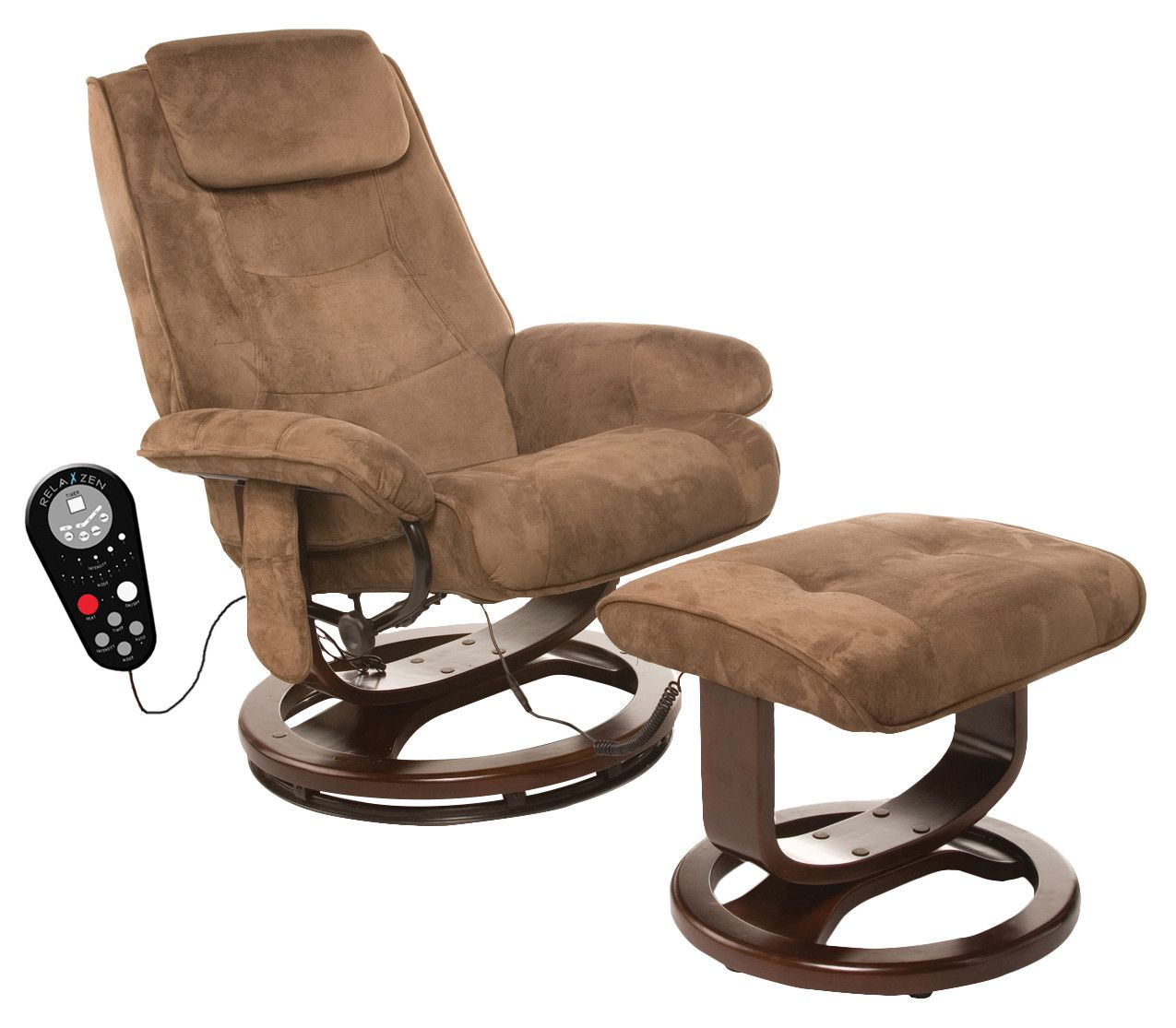 Comfort products walter leisure reclining heated massage