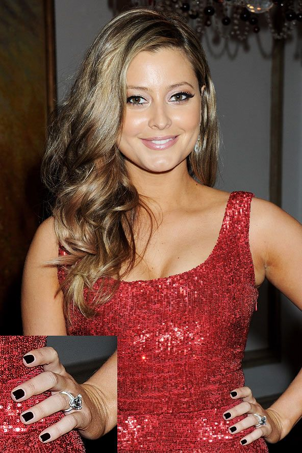 Cool Brown Hair Holly Valance Beauty Stuff And