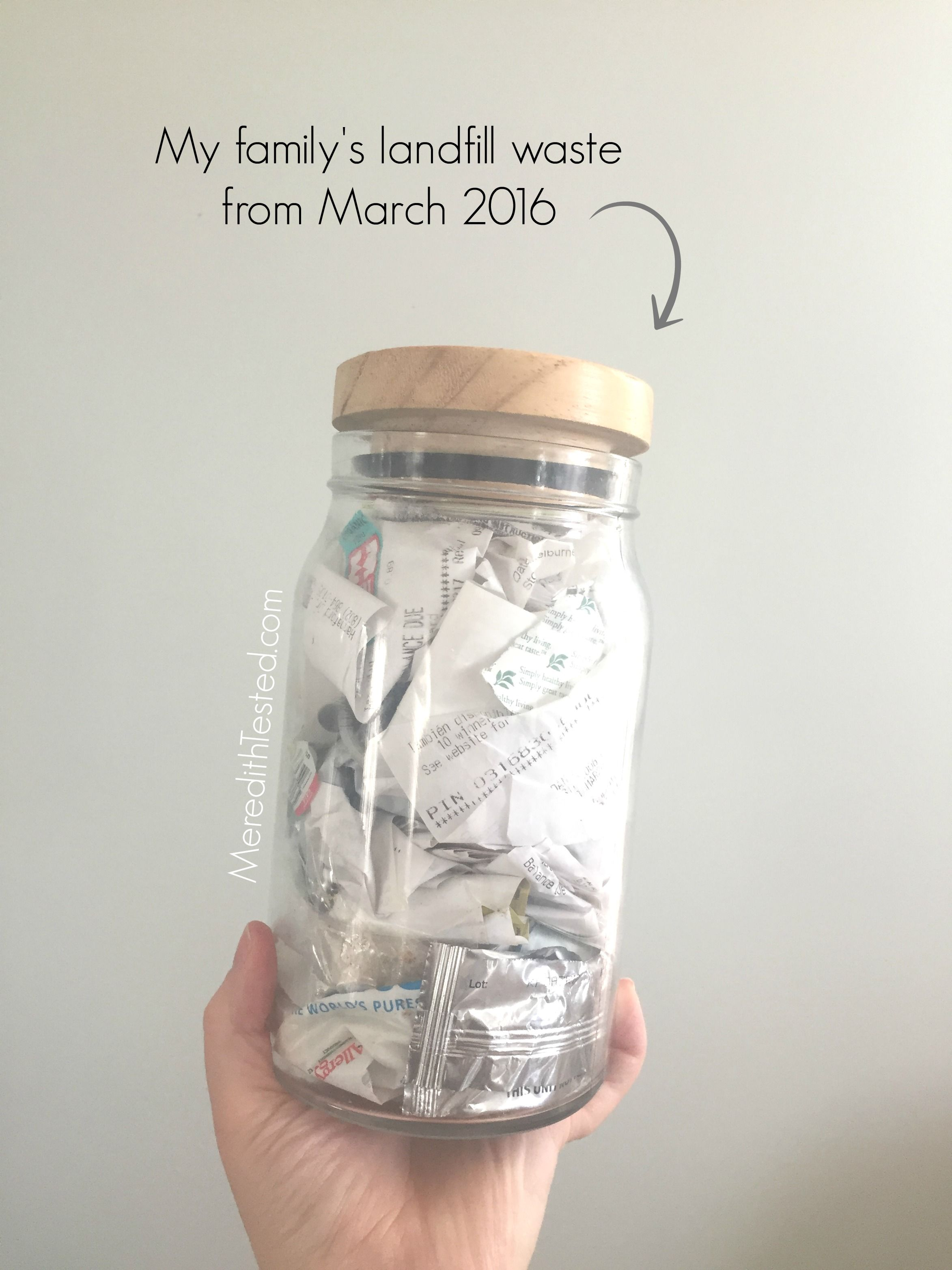 Three Months of Living Zero Waste | Zero waste, Waste, Zero waste lifestyle