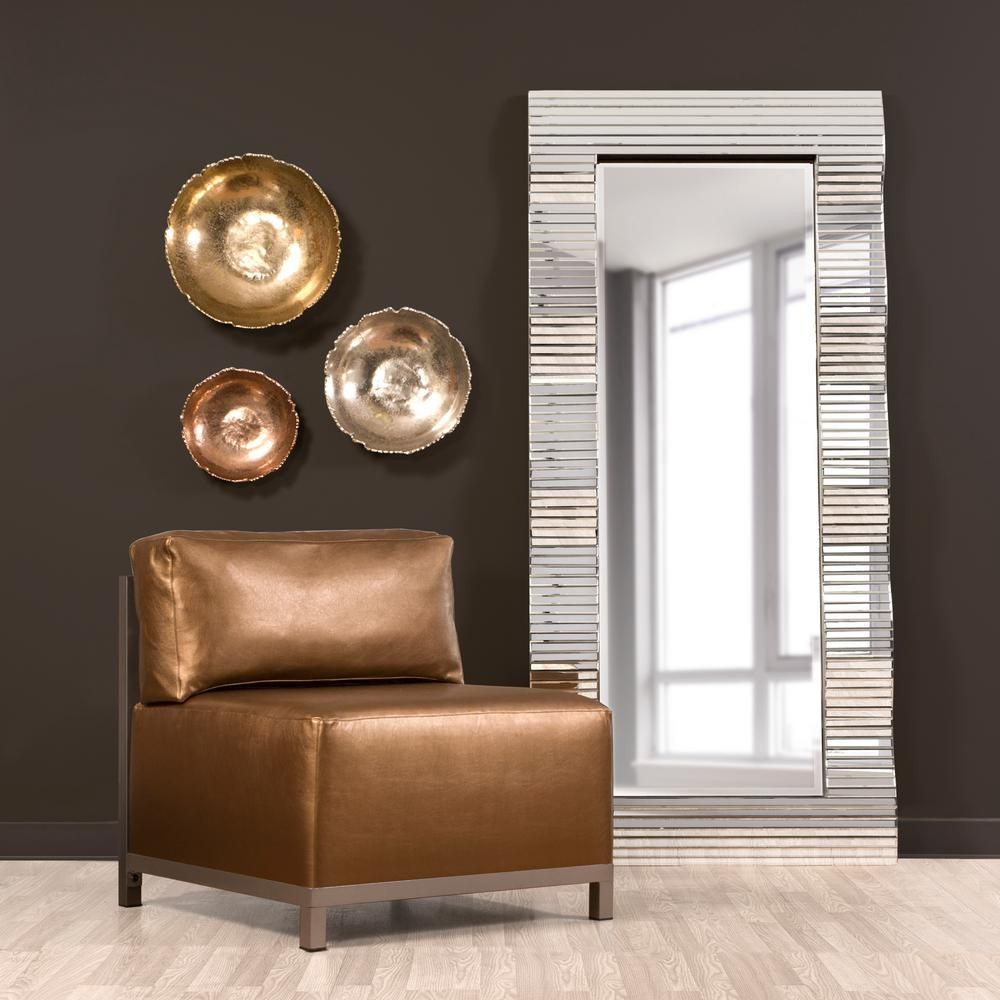 Waverly Modern Floor Mirror 29007 Modern Floor Mirrors Floor