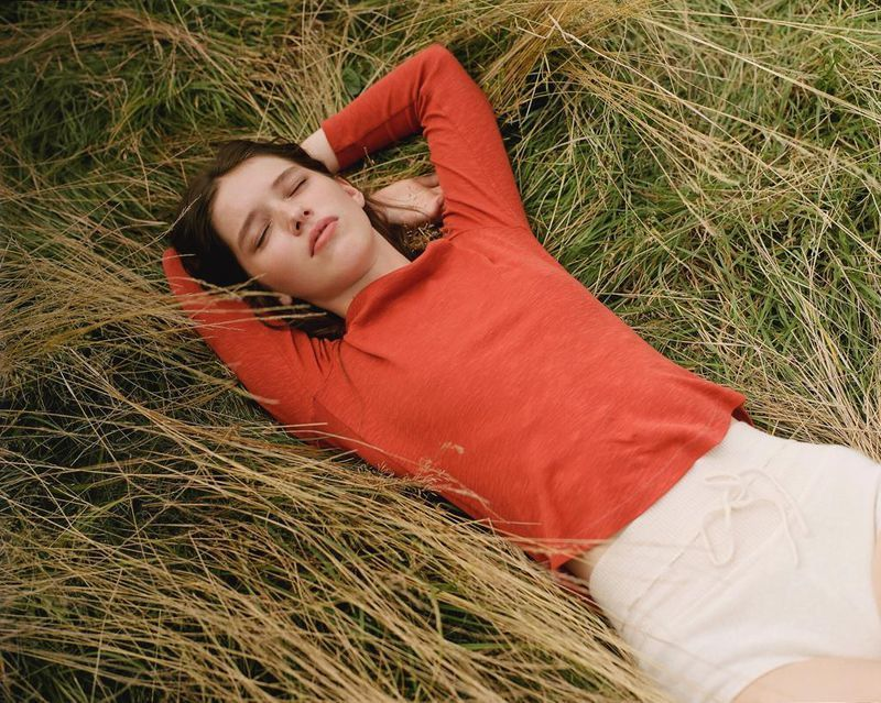 Lottie Hayes by Anya Holdstock for British Girls Magazine