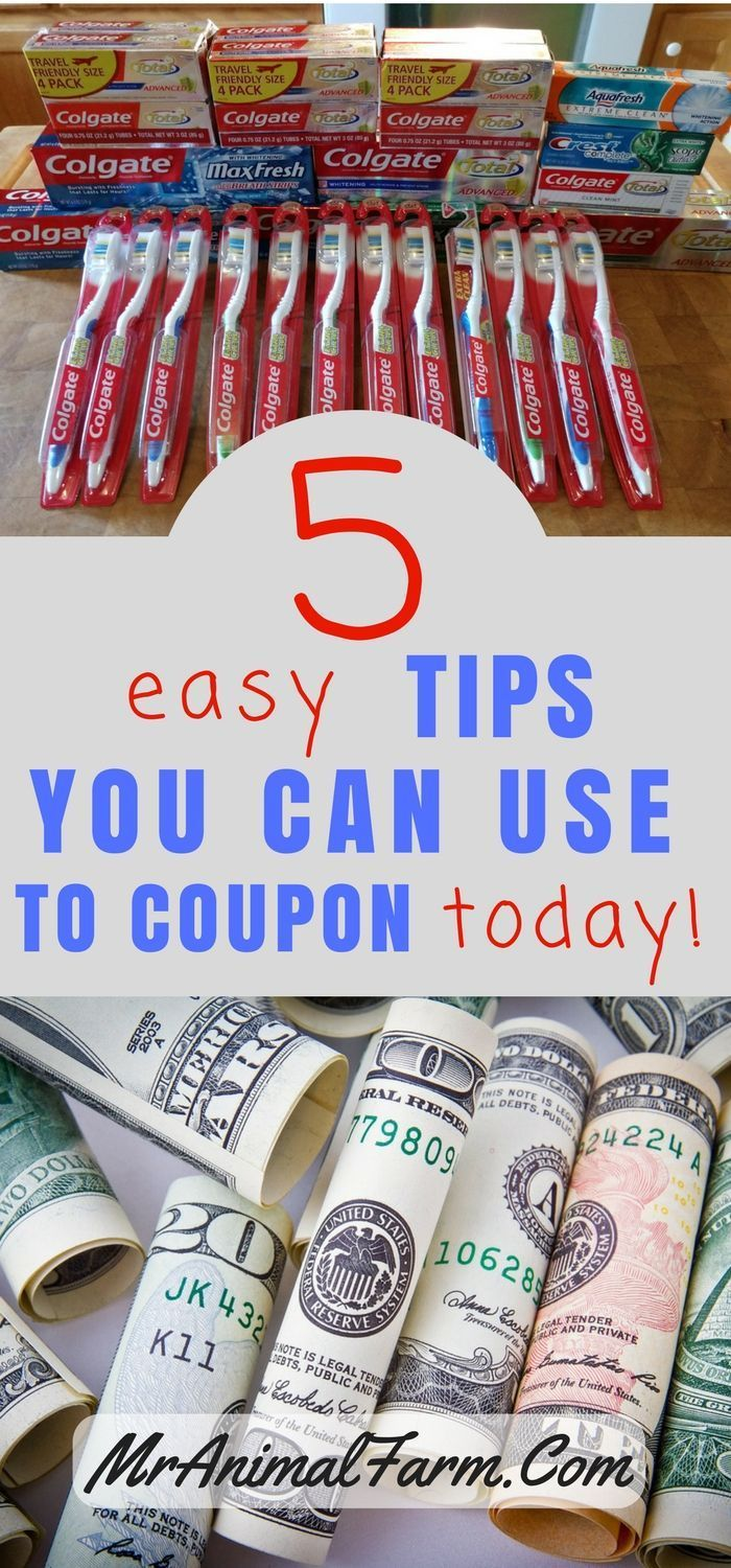 Couponing Tips for Beginners - How to Get Started Couponing - #couponing