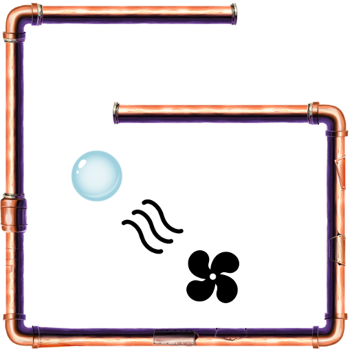 Featured Game on TheGreatApps Soap Bubble Adventures