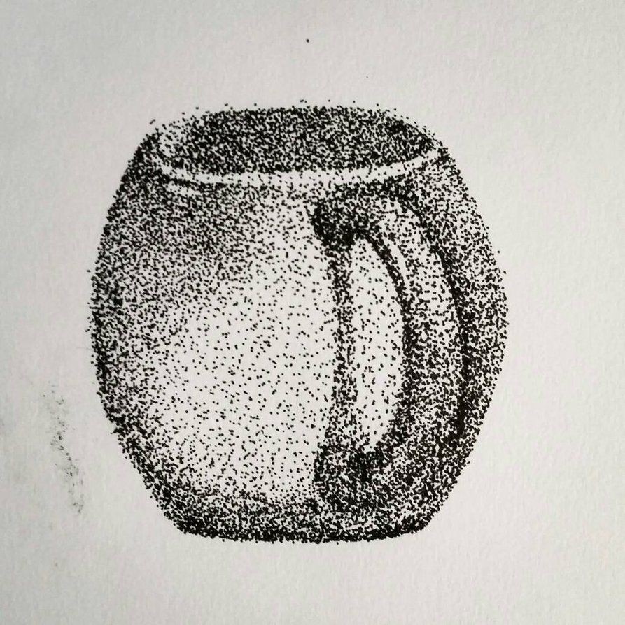 Coffee Cup by Paint-Splotch.deviantart.com on @DeviantArt | Coffee cups, Cup, Coffee