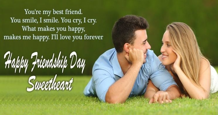 Best Messages For Friends On Friendship Day Happy