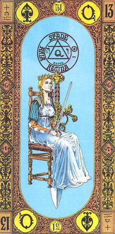 Stairs of Gold Tarot Also known as Tavaglione Tarot