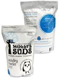 Molly S Suds Laundry Powder Is Gentle To Both You And The Planet