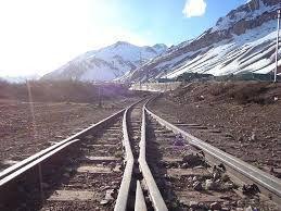 ferrocarriles del sud: Cristina resucitó el tren trasandino