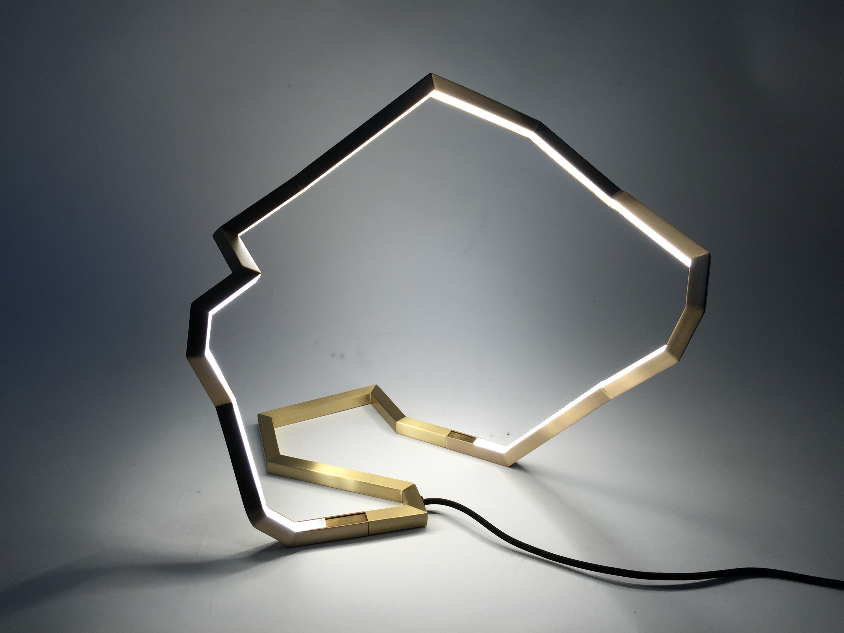 Lampe roches 2