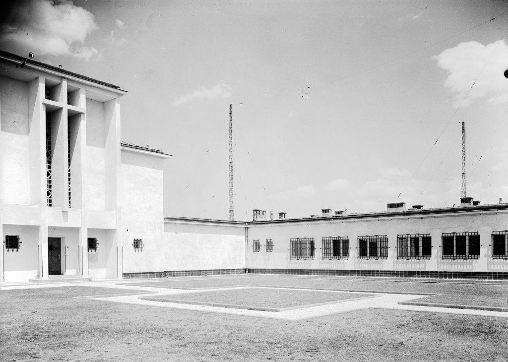 Dom dla ubogich / Poświęcenie Domu dla Ubogich Braci Albertynów, lipiec 1938. Narodowe Archiwum Cyfrowe