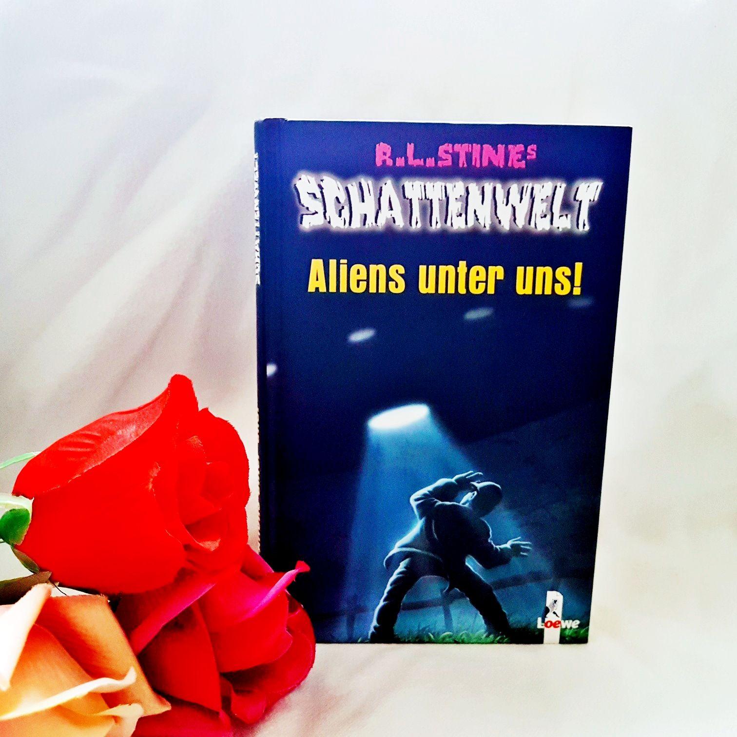Schattenwelt Aliens unter uns von R.L. Stine