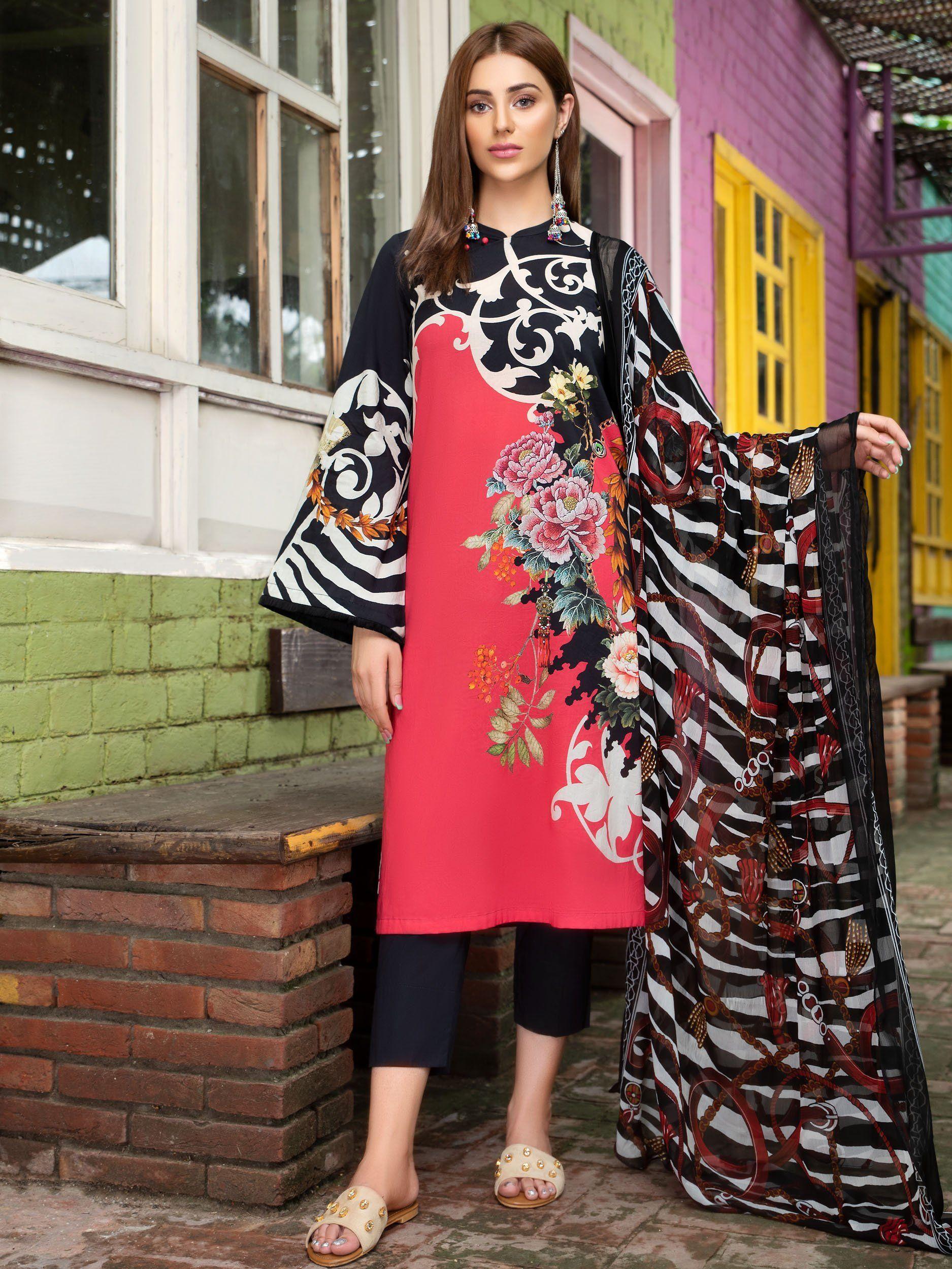 2pc INDIAN PAKISTANI wedding party churidaar Trouser Kameez suit Asian Dress