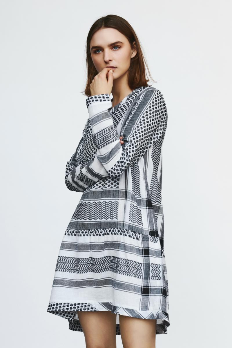 dress 2, o, long sleeves, colour 1 – cecilie copenhagen