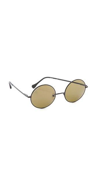 Elizabeth and James Round Sunglasses