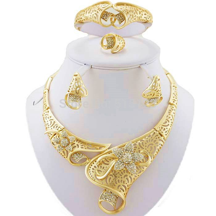 free shipping african jewelry sets high quality jewelry set ...