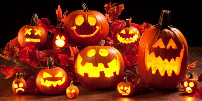 Halloween sorbets citrouille halloween halloween et citrouille effrayante - Citrouille effrayante ...