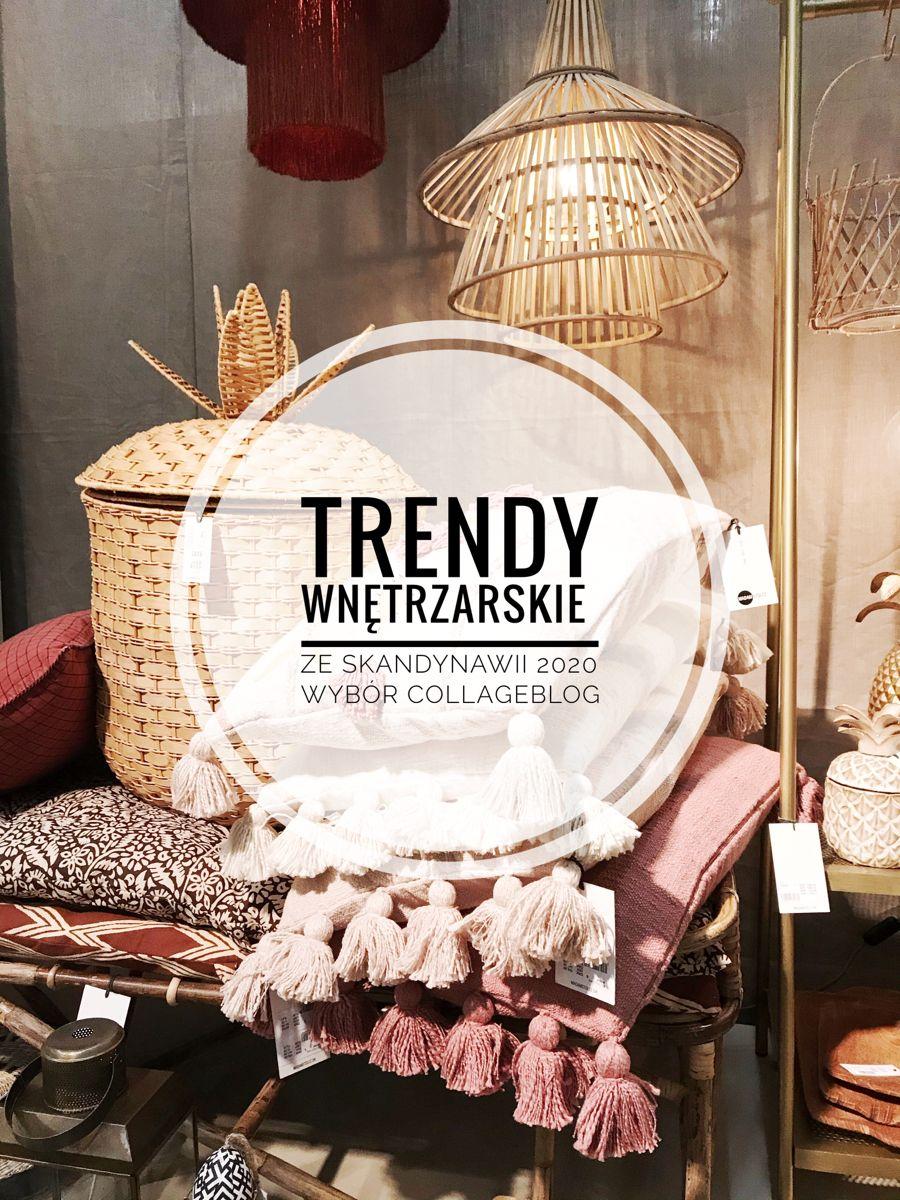 Trendy Wnetrzarskie 2020 By Collageblog In 2020 Trendy