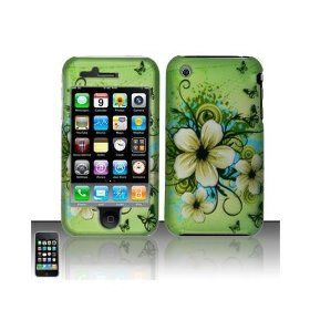 Butterfly Flower case for iPhone 3g