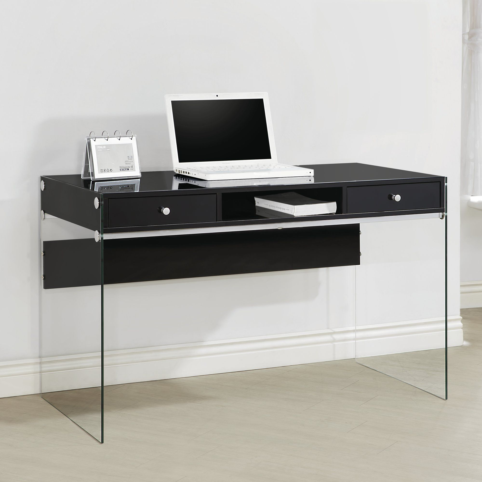 - Grace Desk Writing Desk With Drawers, Desk With Drawers, Home