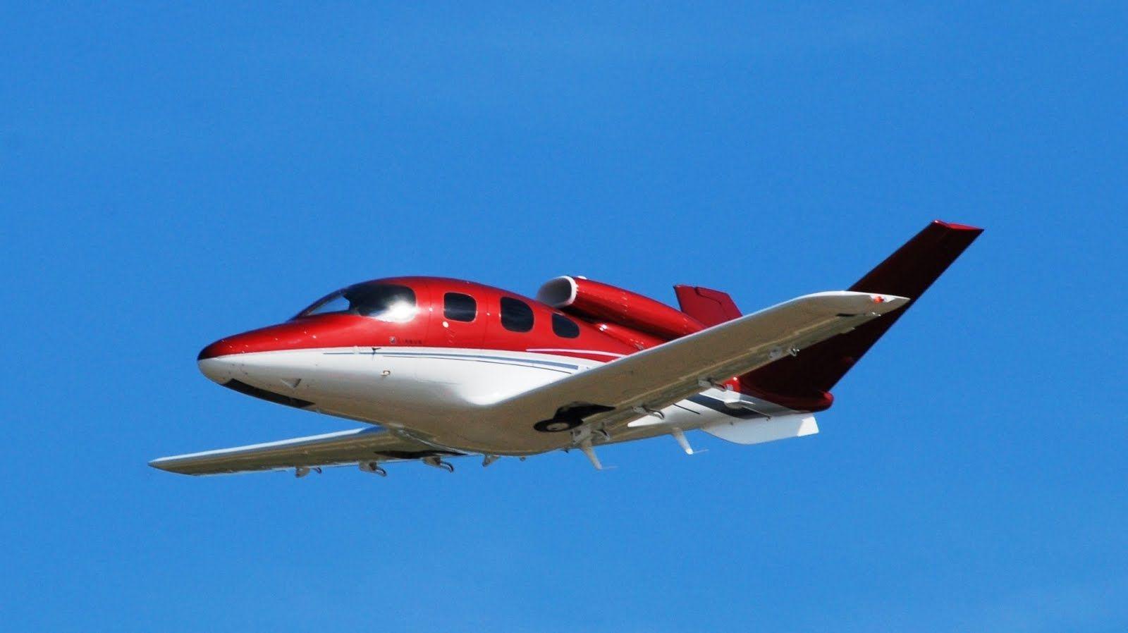 Cirrus Vision SF50 The Compact Jet Cirrus SR-20 read more →