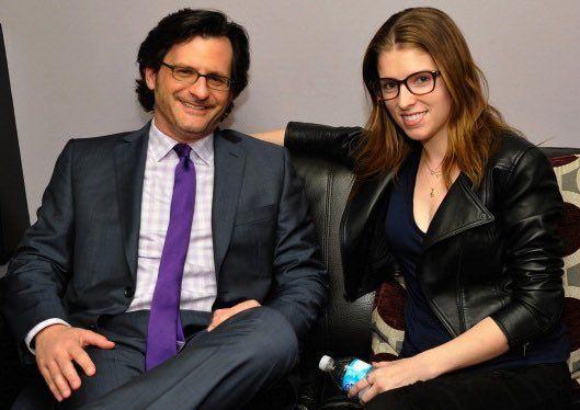 "Annak47 on Twitter: ""She looks so cute with glasses.  #annakendrick https://t.co/161o6YiHuJ"""