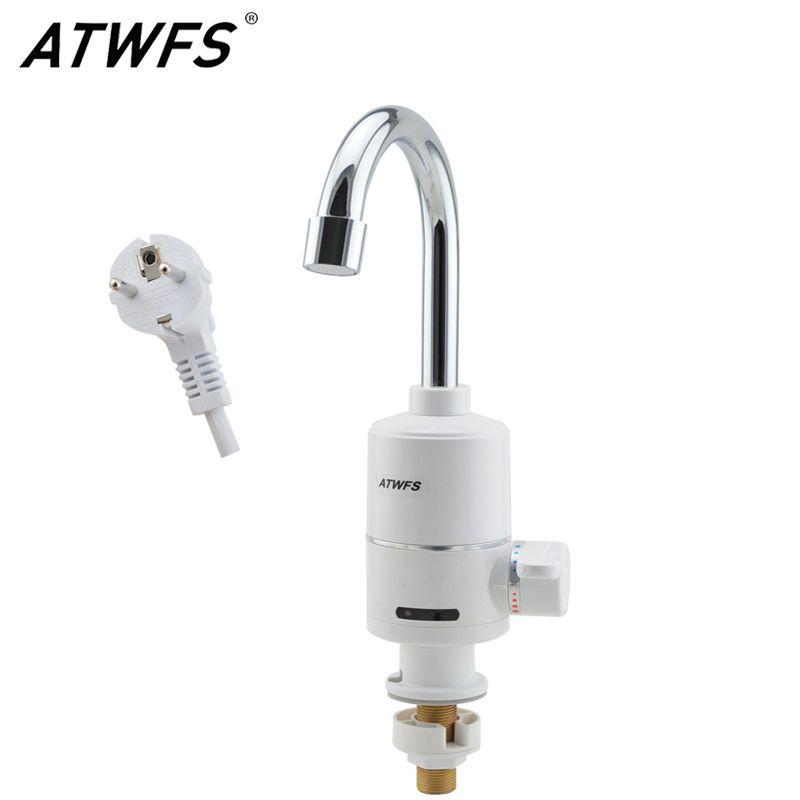 Hohe Qualitat Elektrische Durchlauferhitzer Instant Warmwasserhahn