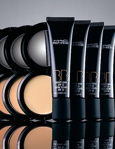 Makeup Preview: MAC Prep+Prime BB Cream Beauty Balm Compact SPF 30 Shade Extensions, Highlighter: 2013
