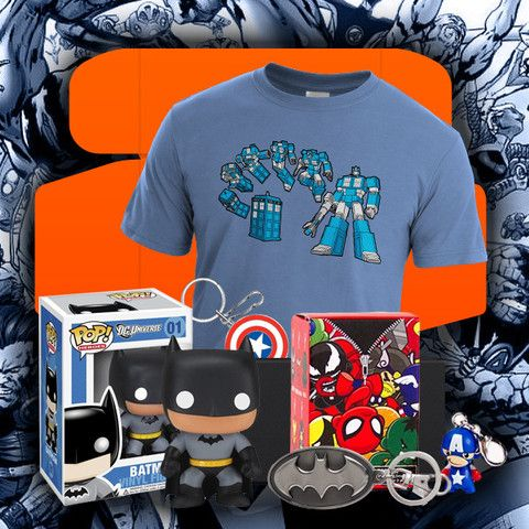 c6f784144 Wikia Hero Crate - Loot Crate Gifts WANT <3 | Nerdy Awesomeness ...