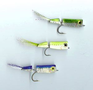 saltwater fly tying Crease fly kit