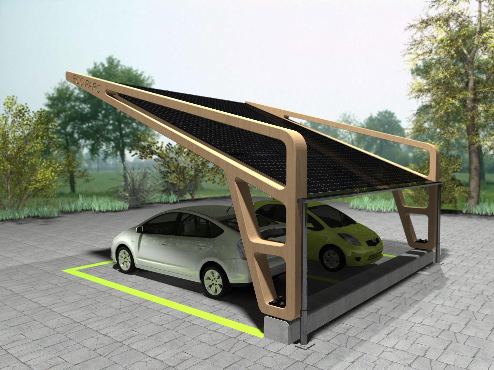 cantilevered carports Google Search