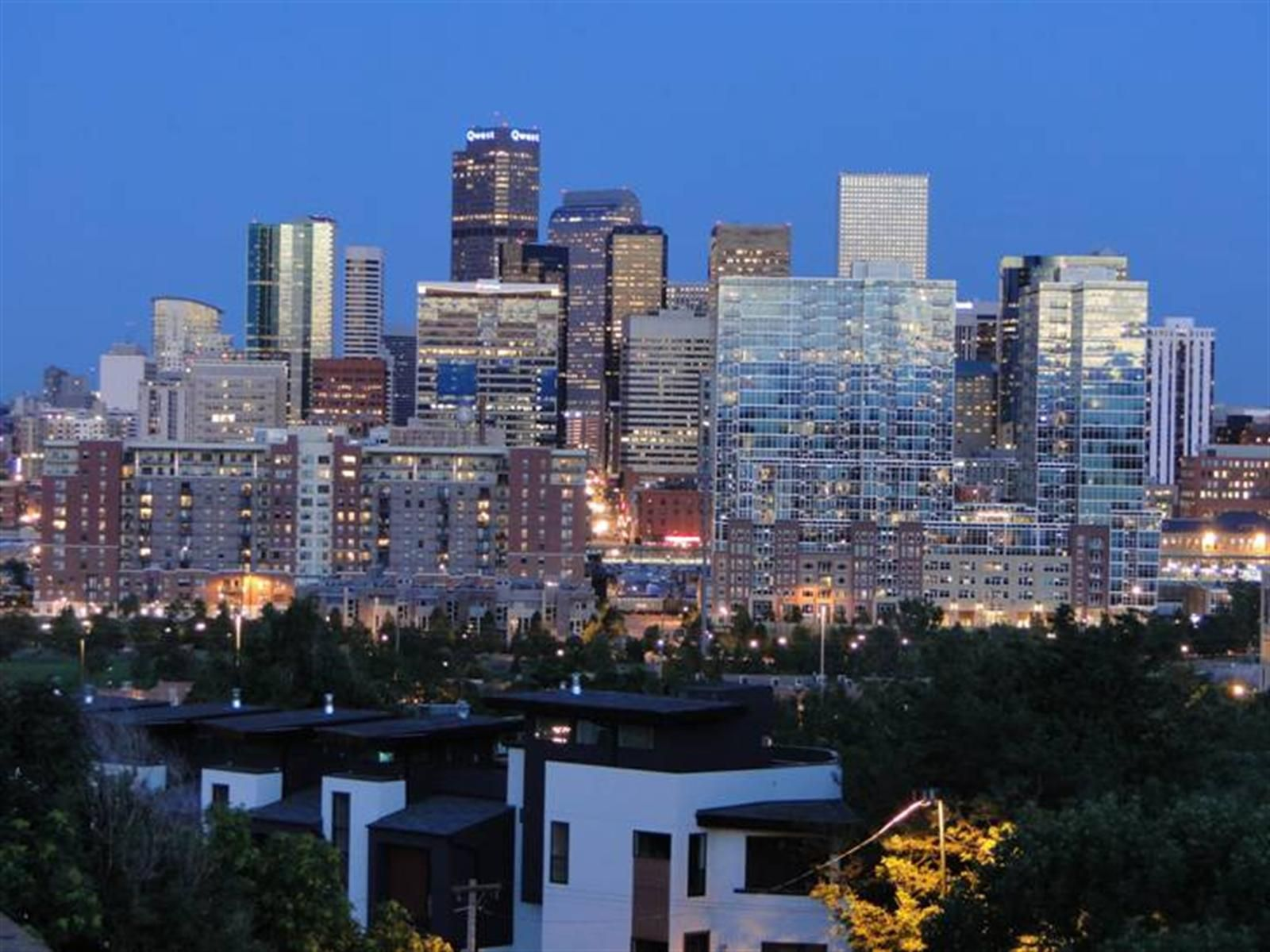 Stunning Views Of Downtown Denver From This New Loft Listing In Lohi Denver Redchair Downtown Denver Stunning View San Francisco Skyline