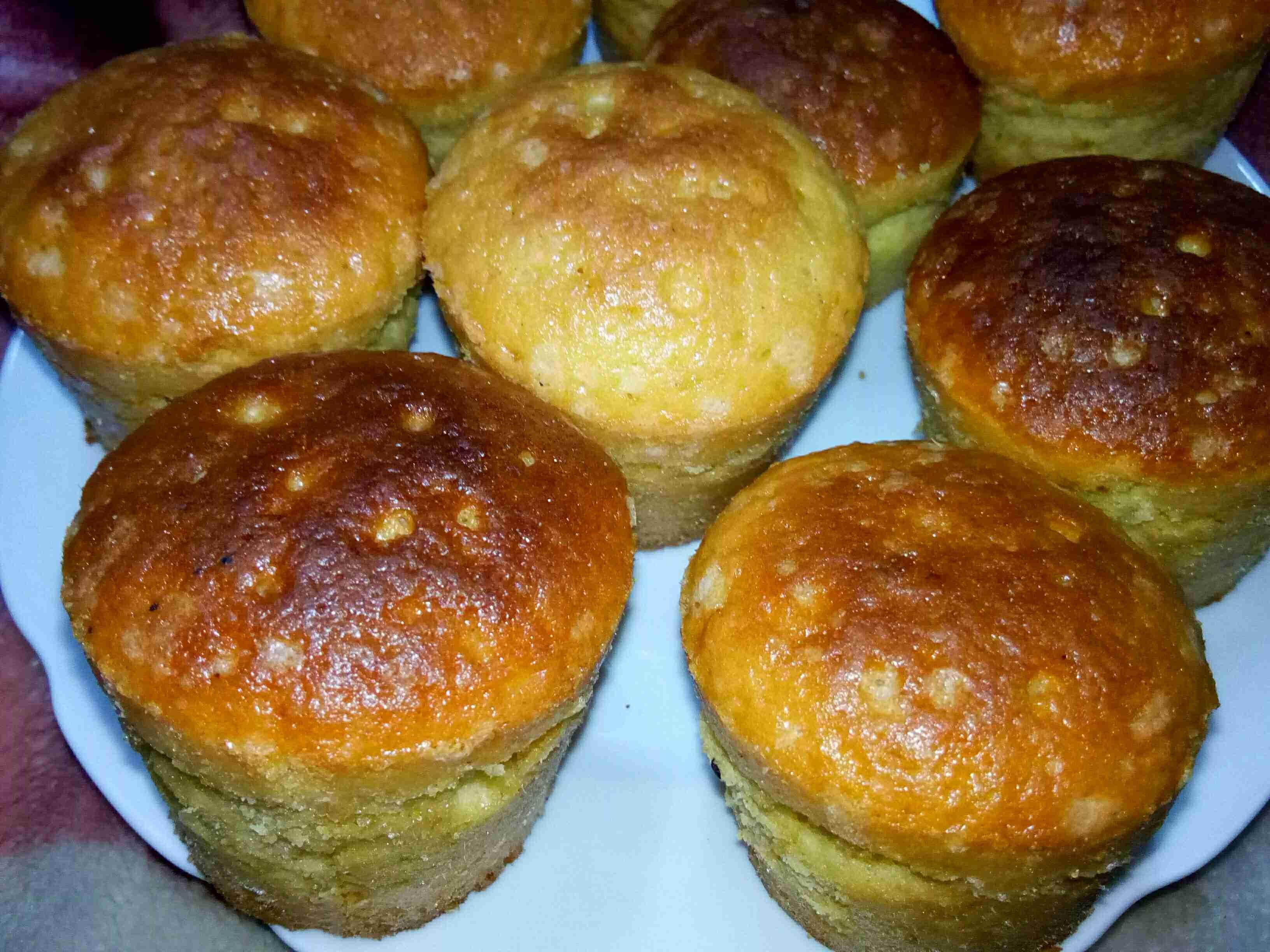 طريقة عمل الكب كيك بدون قوالب الكب كيك بكاسات الكرتون زاكي Food Breakfast Muffin