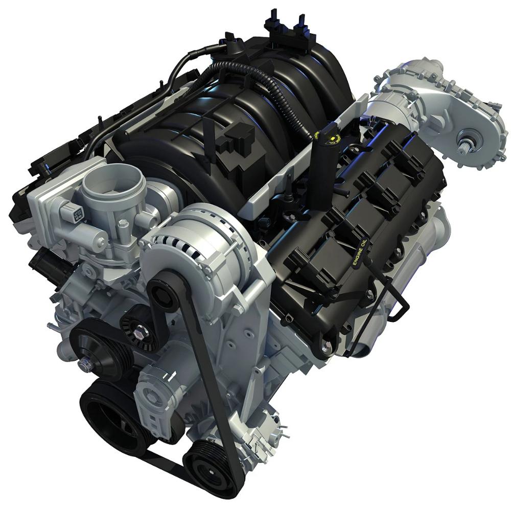 Dodge Ram V8 Engine In 2020 Dodge Ram Car Engine Dodge Ram 1500