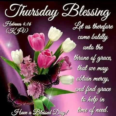 Religious Thursday Blessings Quote religious quotes thursday